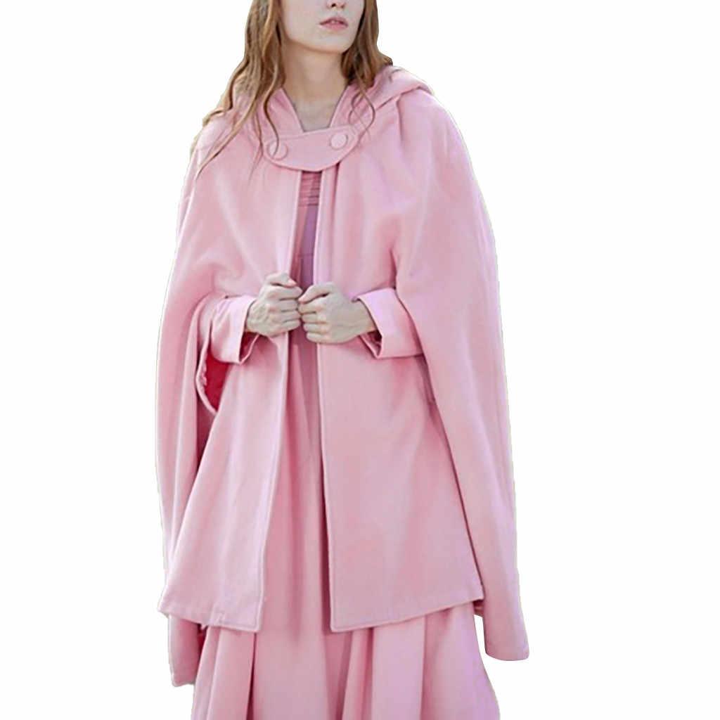 Feminino trench coat aberto frente cardigan casaco casaco xale capa manto mais dropshipping inverno 2019 frete grátis moda le