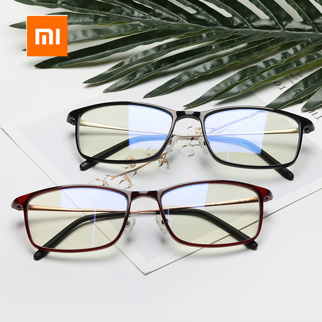 Xiaomi Mijia Anti-Blue computer Glasses Pro Anti Blue Ray UV Eye Protector 2