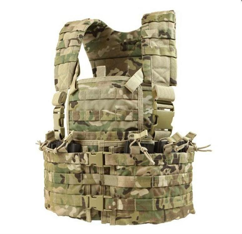 CS Field Operations Protection Equipment Yakeda Outdoor Multi-functional Training Clothes Army Camouflage Combat Waistcoat Tacti