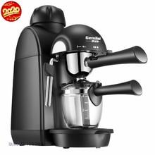 цена на Hot espresso coffee machine home small commercial Italian semi-automatic steam pump pressure type foaming machine