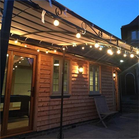 casa de ferias luzes suspensao a prova dwaterproof agua decoracao