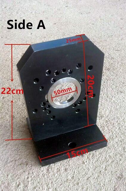 Diesel pompa staffa per Bosch CP1 CP2 CP3 Denso Delphi Cummins CAT320D VP37 VP44, common rail banco di prova della pompa supporto di fissaggio