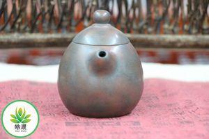 Image 2 - จีน Qinzhou เซรามิค Qin Zhou หม้อชา (Yixing กาน้ำชา) สำหรับ Puer ชา * มังกรไข่ * ประมาณ 100ml