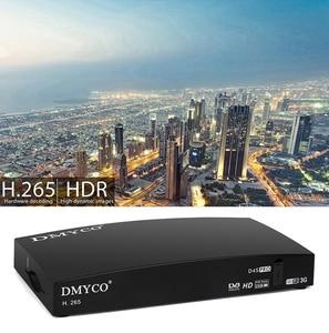 Image 3 - Dmyco D4S Pro Satellite Full HD DVB S2 Freesat แถมฟรี 1 ปี 7 เส้น USB WIF Openbox