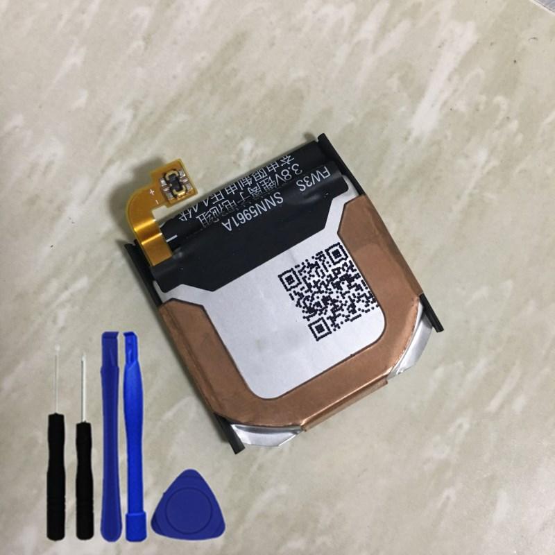 360 esporte 360sp bateria para motorola moto 360 2nd gen 2015 42mm fw3s 270mah relógio inteligente 360 s/fw3l 375mah 2nd gen 46mm bateria