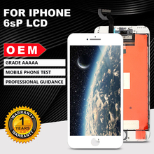 Grade AAA+++quality  100%OEM  for  iPhone 6s Plus screen 5.5  inch mobile phone  screen   for  iPhone 6s Plus 100% P  test+tools стоимость