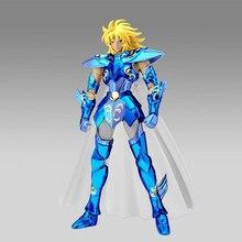 Em estoque jmodel jm modelo saint seiya ex poseidon mar lutador mar dragão gemini kanon pvc figura de ação metal armadura brinquedos