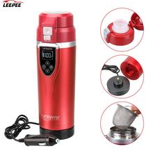 Car-Accessories Electric-Kettle Car-Heating-Cup Boiling Portable Vehicle Temperature