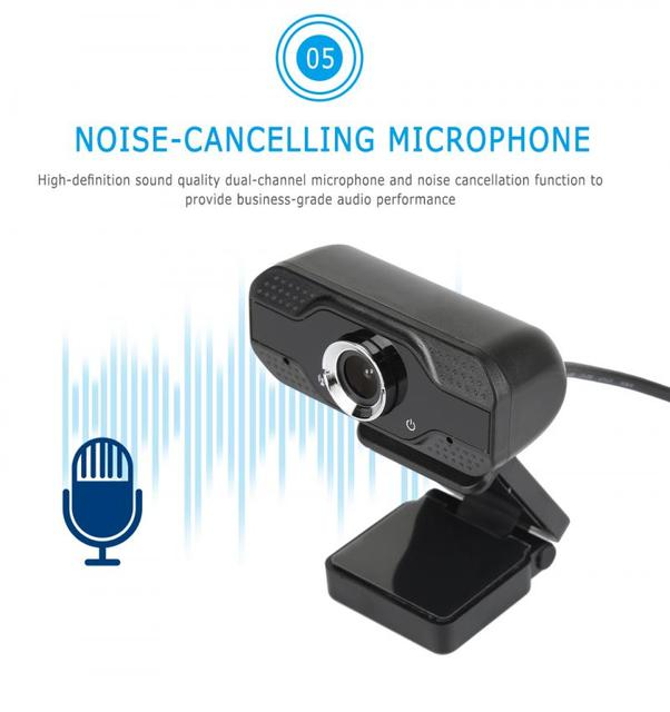 USB Webcams HD 1080P Camera and Accessories Unisex color: 1080P