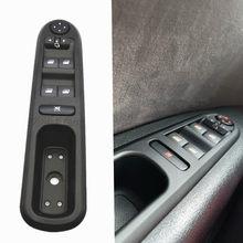 Estilo do carro painel de controle interruptor da janela elétrica 6554.er 96468704xt para peugeot 407 sw 2004-2010