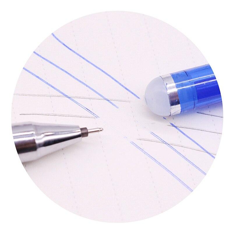 mágica apagável caneta estudante escola escritório caneta