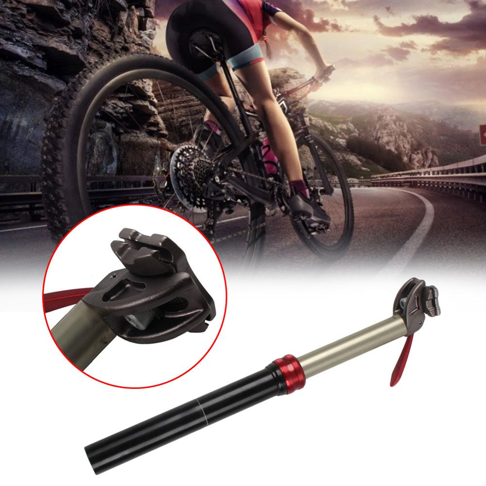 Aluminum Alloy Bicycle Seatpost Cycling Road Mountain Bike Seat Post Tube AU