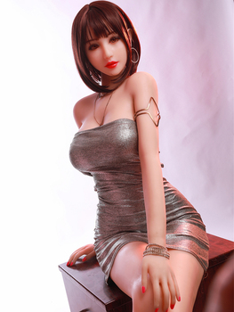 158cm Top Quality Lifelike Sex Dolls Real Adult Full Size Silicone with Skeleton Love Doll Vagina Anus Big Ass Mannequins image