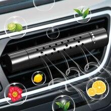 Ambientador para coche, decoración de perfume para Volvo Ford focus VW Volkswagen JETTA MK6 GOLF 5 6 7 para Skoda Fabia