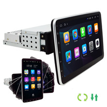 Radio Tesla-Style Android Touch-Screen Gps-Wifi Adjustable 16GB 1din 1080P 9-1GB-ROM