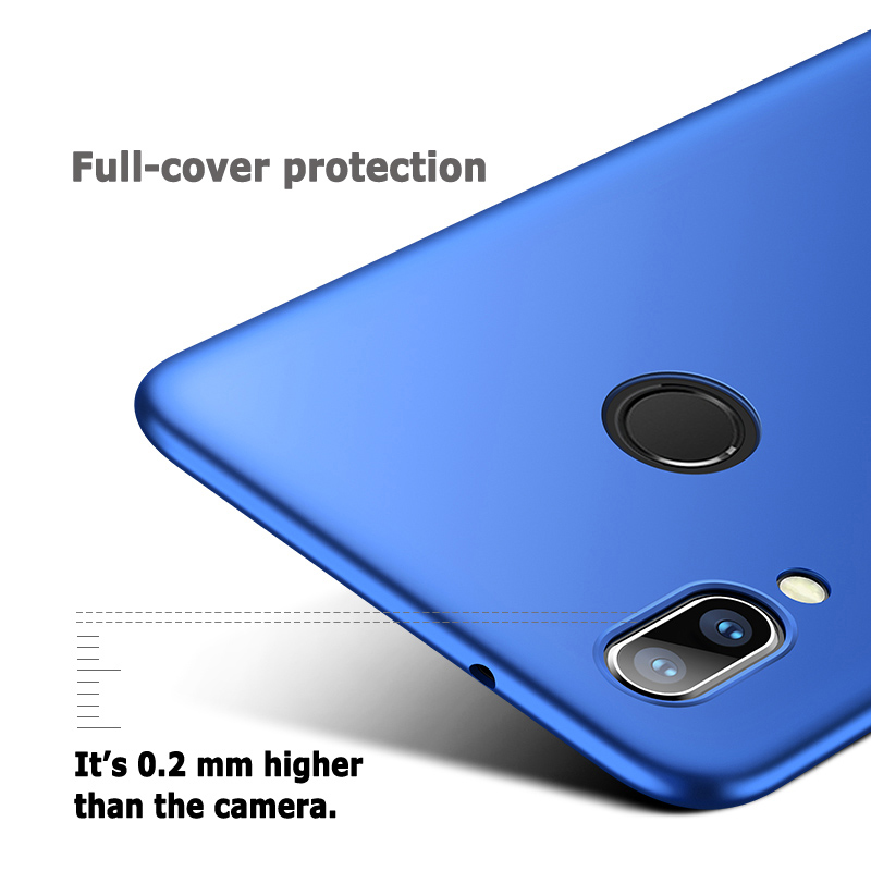 Original Honor 10i Case Honor 10 lite Huawei p smart 2019 Case PC Hard Plastic Back Cover for Huawei Honor 10 i 10lite Case in Fitted Cases from Cellphones Telecommunications