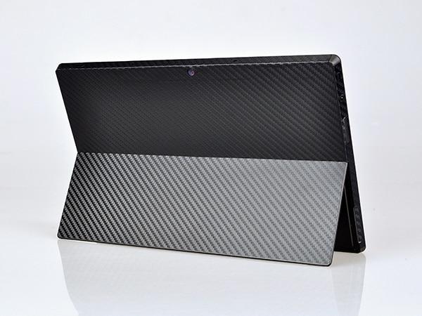 Black Carbon fiber Green 1PCS Carbon fiber Laptop Sticker Decal Skin Cover Protector for Apple iPad Pro 12 9 A2229