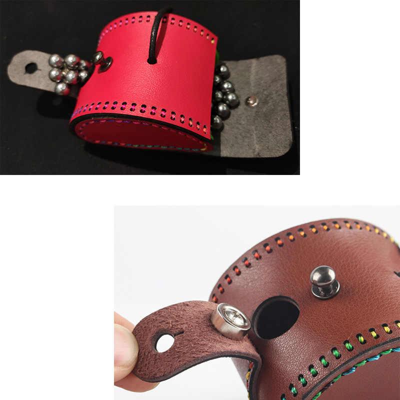 2019 Baru Handmade Katapel Tas Bola Baja Tas dengan Ritsleting Slingshot Bag Hunting Alat Aksesoris
