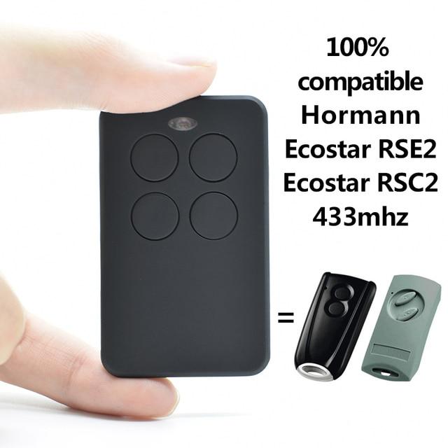 Hormann Ecostar RSE2 RSC2 Handsender replacement remote 2020 New garage remote