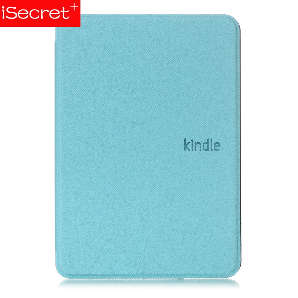 ISecret New UP Case For Amazon Kindle Paperwhite 4 Cover 2018 10 Generation Slim Smart Magnetic Shell Tables Protector