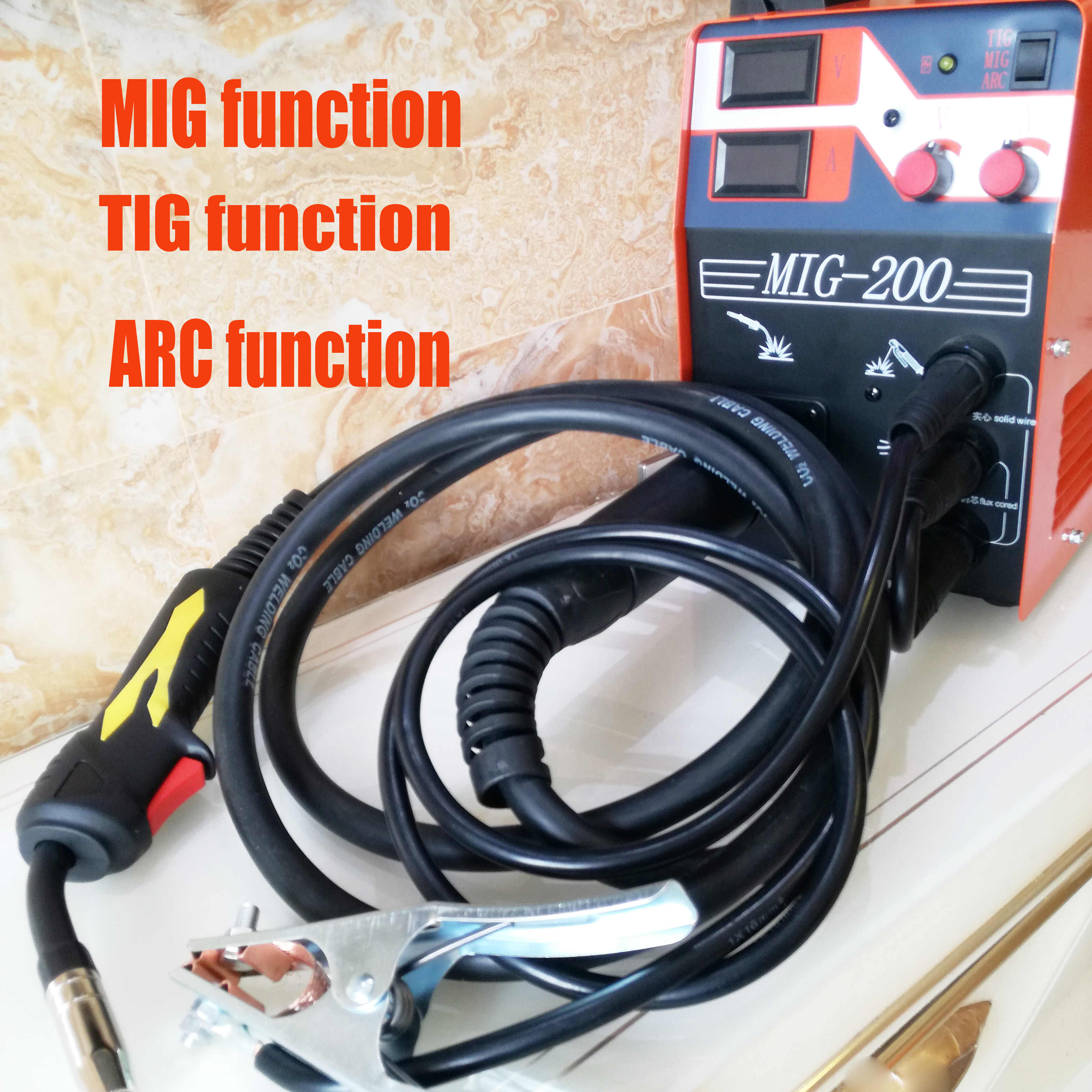 wiring up a 220v welding machine new arrival mig welder mig200 mig tig arc welding machine gas  new arrival mig welder mig200 mig tig