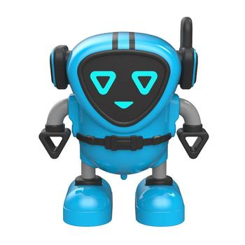 3 Color Gyro Robot Three-in-one Stunt Rotating Multiple Toy Puzzle Robot Educational Gift Robot Gyro Gameplay Robot Kids D5S6 image