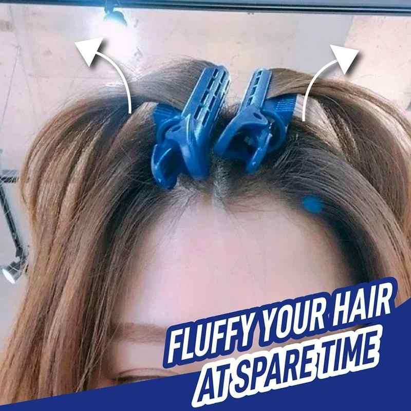 Magic Hair Careลูกกลิ้งรากผมธรรมชาติปุยผมคลิปSleepingไม่มีพลาสติกความร้อนผมCurler Twistผมจัดแต่งทรงผมDiyเครื่องมือ 1Pc