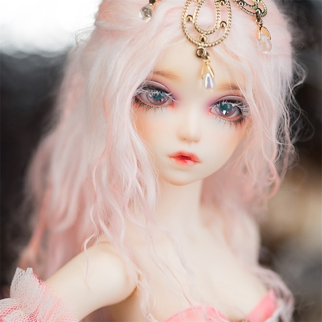 New Arrival Fairyland Minifee Alicia 1/4 bjd sd dollmermaid  toys Fashion shop body model msd iplehousedollmore  present