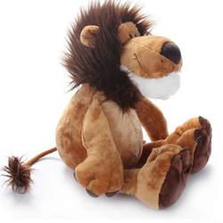 10 ''25 см Лидер продаж Популярные Лев плюша Кукла Джунгли серии животных игрушечные лошадки для детей подарок