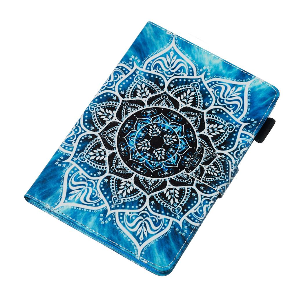 Cute Flip Stand Case For iPad 10 2 Case 2019 Smart Tablet Cover For iPad 10