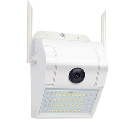 1080P Wireless WiFi IP Camera 2MP Wall Lamp Security Camera Outdoor Two Way Audio Floodlight Color Night Vision Wifi Camera