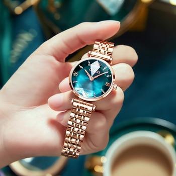 OLEVS Brand Watch  Fashion Hot Sale Women's Watch Waterproof Women's Watch Quartz Watch 2