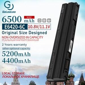 6 CELL 6500MAH New Laptop Battery For Dell Latitude 8858X 8P3YX 911MD Vostro 3460 3560 E6420 E6520 7420 7520 7720 5420 5520 5720