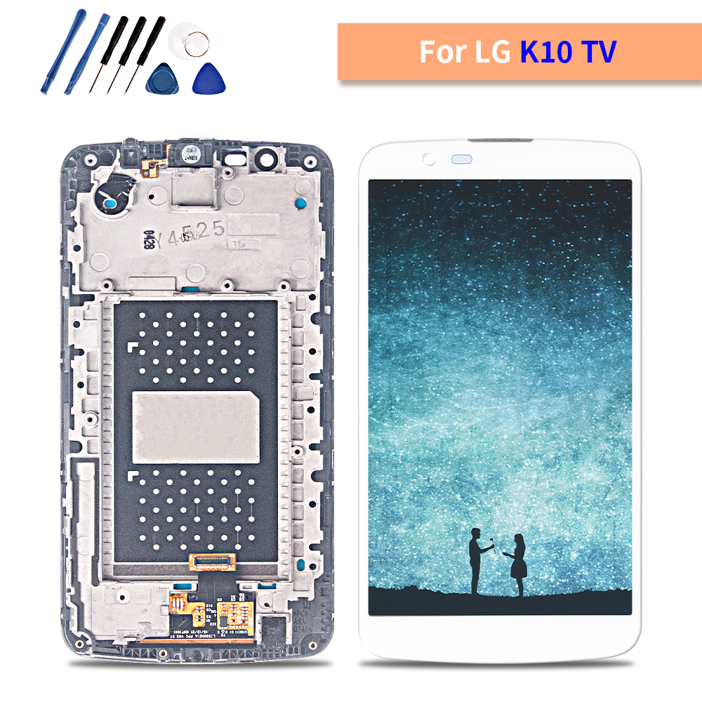 Worldwide delivery lg k430ds touch screen in Adapter Of NaBaRa