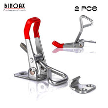 Toggle-Clamp Hand-Tool Woodworking Quick-Metal 2pcs for 330 150kg Lbs-Hold-Holding Capacity-Latch