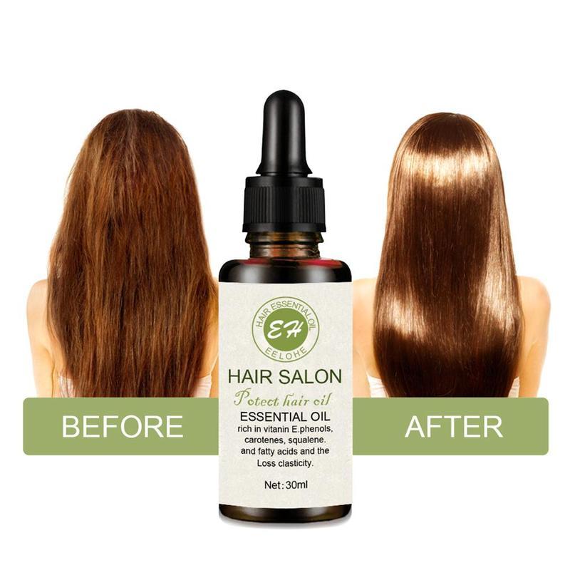 Hairs Loss Liquid Hair Repair Damage Treatment Dense Hair Regrowth Serum 15ml Hair Growth Salon Essential Oil Anti Hair Care