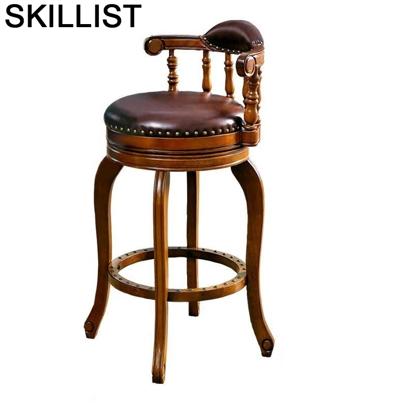 Fauteuil Sedie Cadir Cadeira Sandalyeler Sedia Stoelen Sandalyesi Para Barra Tabouret De Moderne Stool Modern Silla Bar Chair