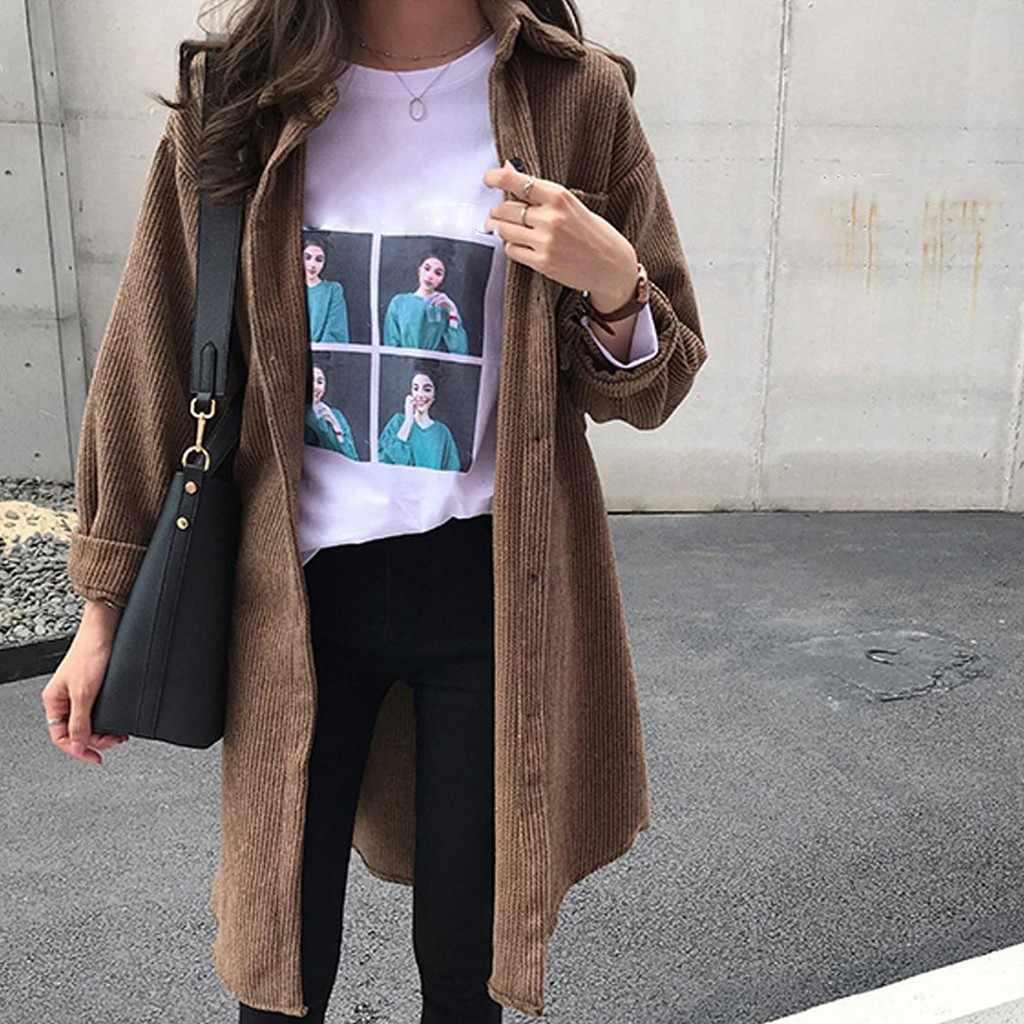 المرأة الشتاء سروال قصير السيدات بدوره إلى أسفل طوق معطف أبلى سترة طويلة معطف المرأة