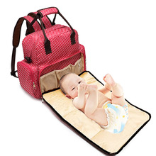 Ankommling Mother and Baby Package Hot Classic Large Capacity Shoulder Bag Mummy 2019 New Diaper