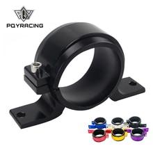 PQY-Алюминий один Топливный насос Кронштейн/Топливный фильтр Кронштейн 60 мм для 044 кронштейн для Honda Civic EK 99-00 PQY-LS2511