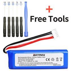 3.7V 6200 Mah Batteria Bateria GSP1029102A per Jbl Carica 3