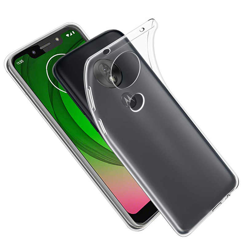 Cherie Telefoon Case Voor Motorola Moto G6 G7 Plus E4 E5 G4 G5 G5S G6 Plus G7 Power Z Z2 z3 G4 E5 G6 G7 Spelen Transparante Tpu Case