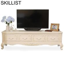 Pie Ecran Plat Computer Monitor De Standaard Stand Lemari European Wood Meuble Mueble Living Room Furniture Table Tv Cabinet