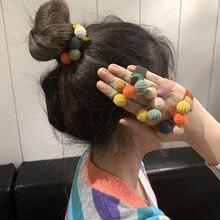 Аксессуары для волос девочек резинка Женская темпераментная
