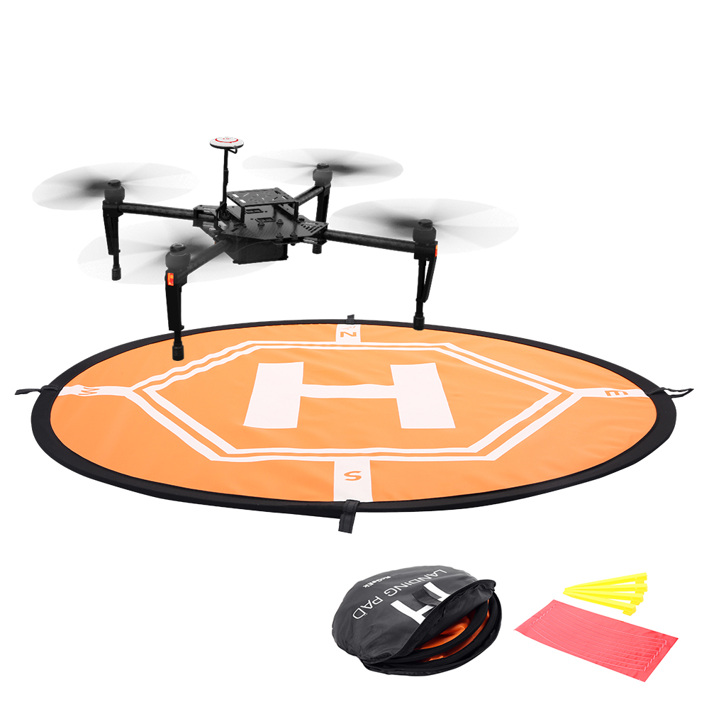 For DJI Mavic Pro Platinum Portable Foldable Landing Pad 80cm For Dji Mavic Air Drone Accessories For Dji Drone Runway