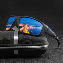 Fashion Guy's Sun Glasses From Polarized Sunglasses Men Classic Brand Designer All-Fit Driving Travel Fishing Mirror Sunglass