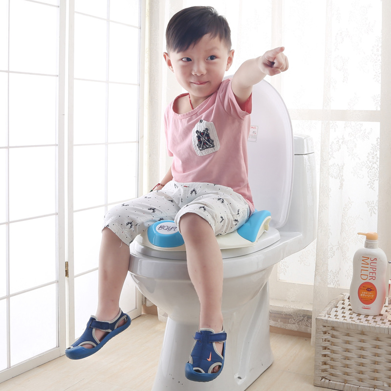 Special Approval Becky Genuine Product New Style Children Auxiliary Closestool Seat Ring Toilet Seat Baby Toilet Baby Toilet