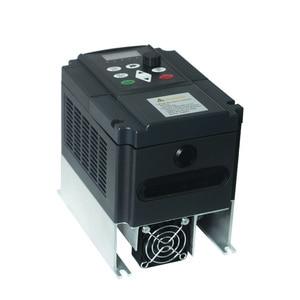 Image 3 - 4kw VFD step up voltage converter inverter 220v to 380v single phase 220V converter to three phase 380v AC power transformer