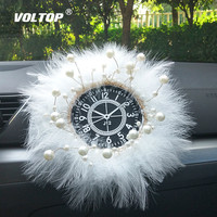 Fine Feather Pearl Magic Pad Sticky Pad Car Gadget Accessories for Phone In Car Hanging Ornaments Decoration