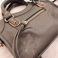 Tassel Rivet Vintage Shoulder Bag Crossbody Bags Luxury Designer Handbag Women's Large Capacity Handbags Genuine Leather